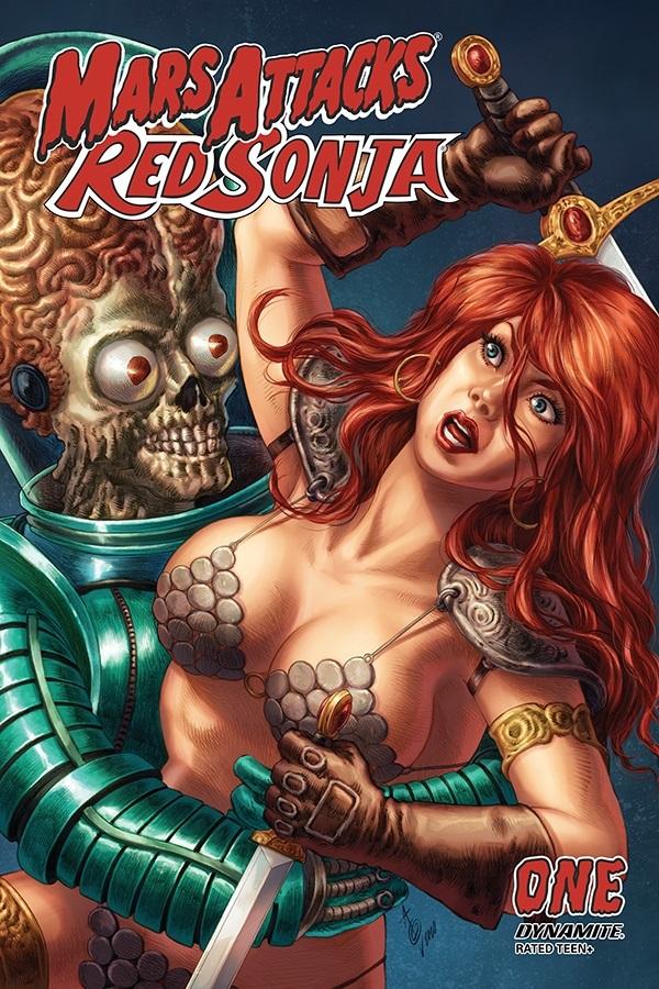 MarsAttacksRS-01-01061-Incen10-Quah_1 MARS ATTACKS RED SONJA; Red Sonja almost certainly retaliates