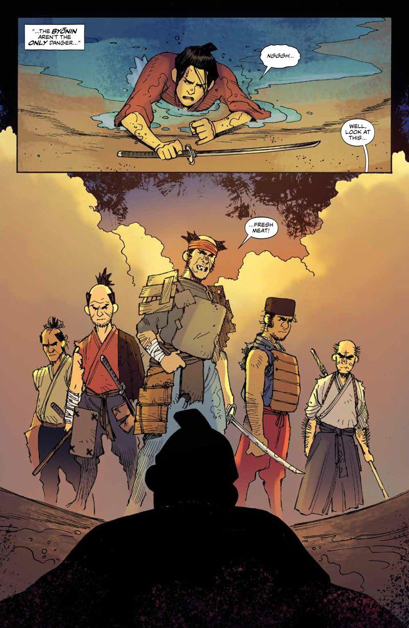 RoninIsland_v2_SC_PRESS_20 ComicList Previews: RONIN ISLAND VOLUME 2 TP