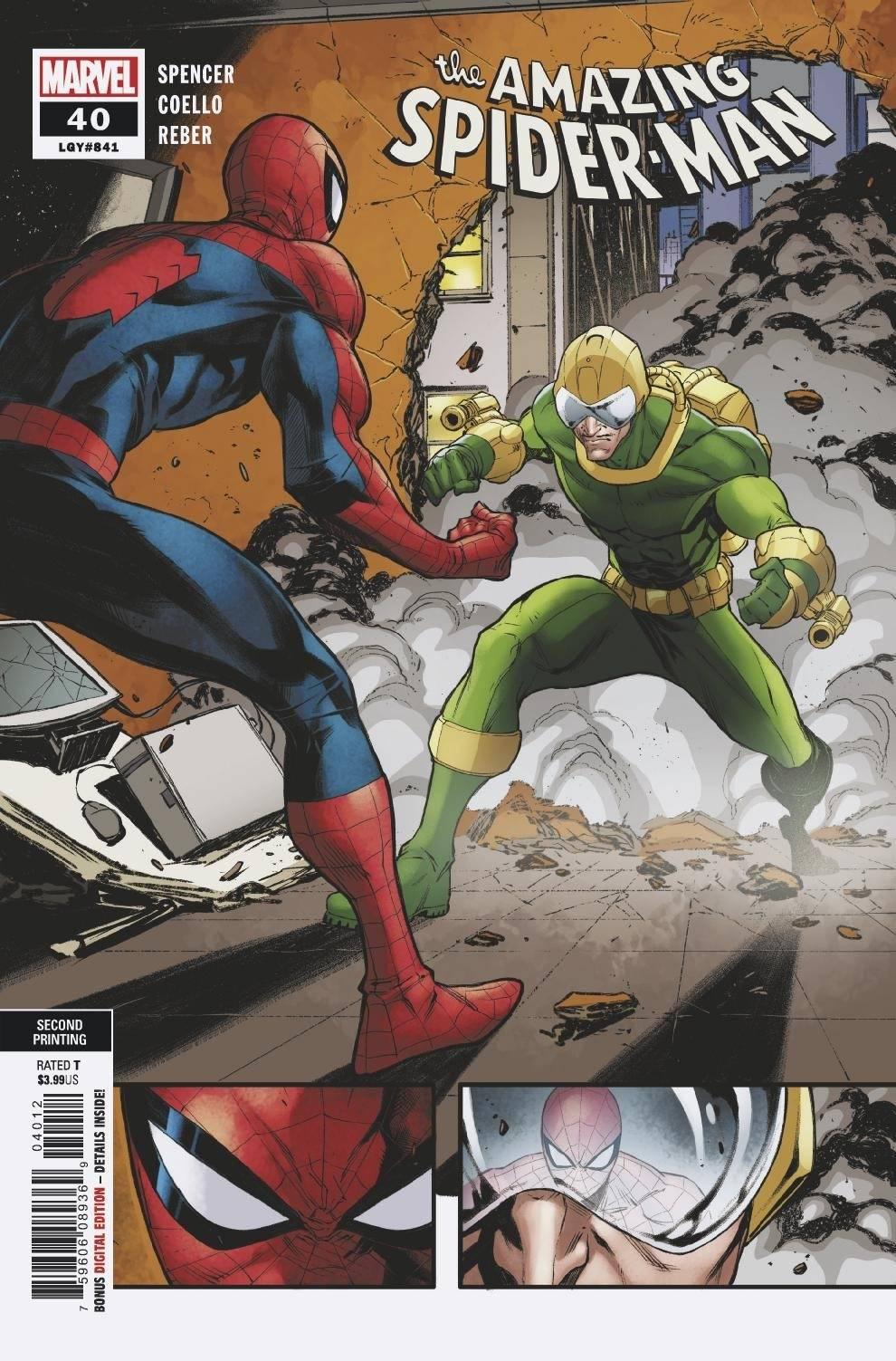 STL158342 ComicList: Marvel Comics New Releases for 07/22/2020