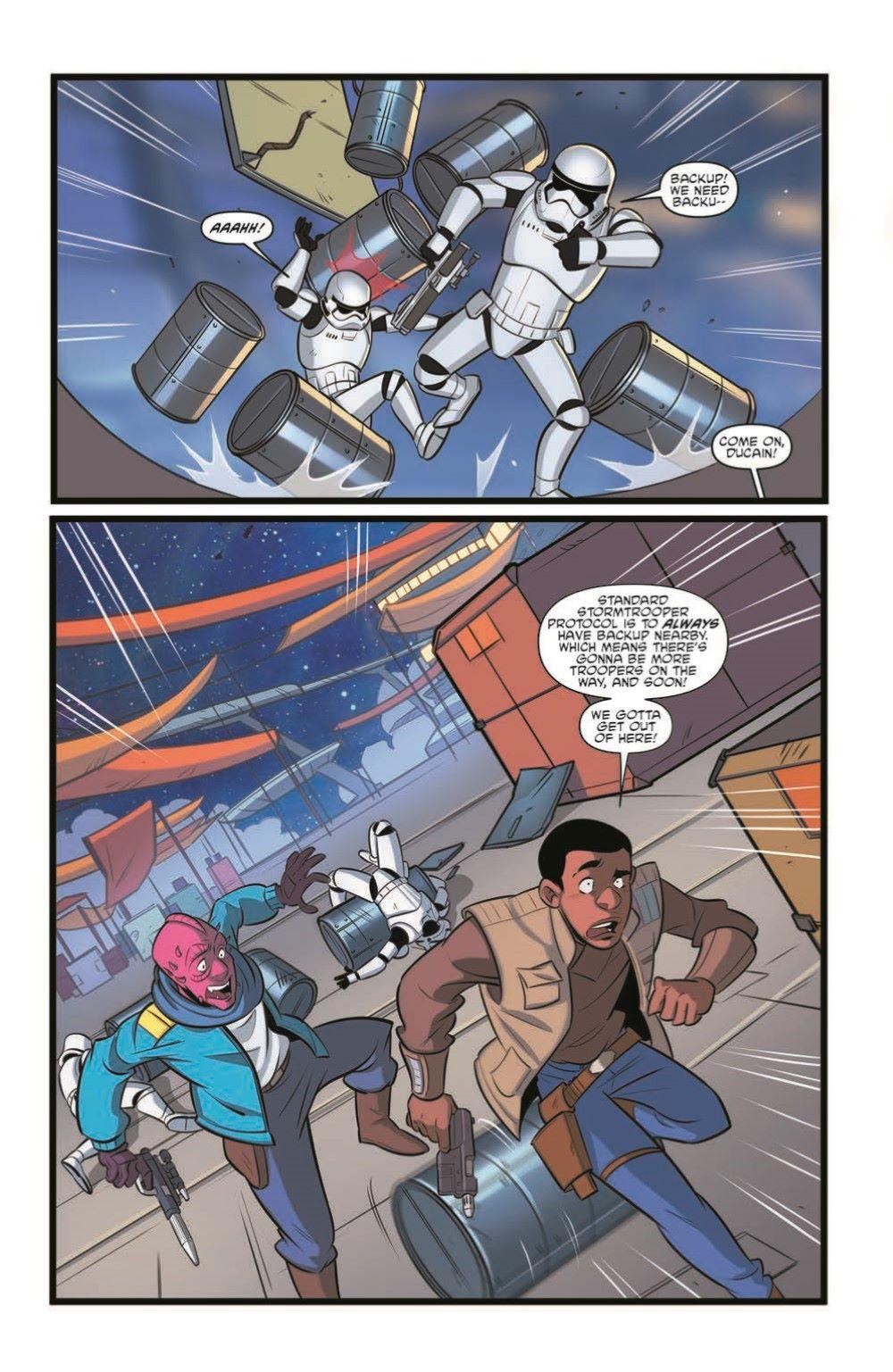 StarWarsAdv32-pr-1-5 ComicList Previews: STAR WARS ADVENTURES #32