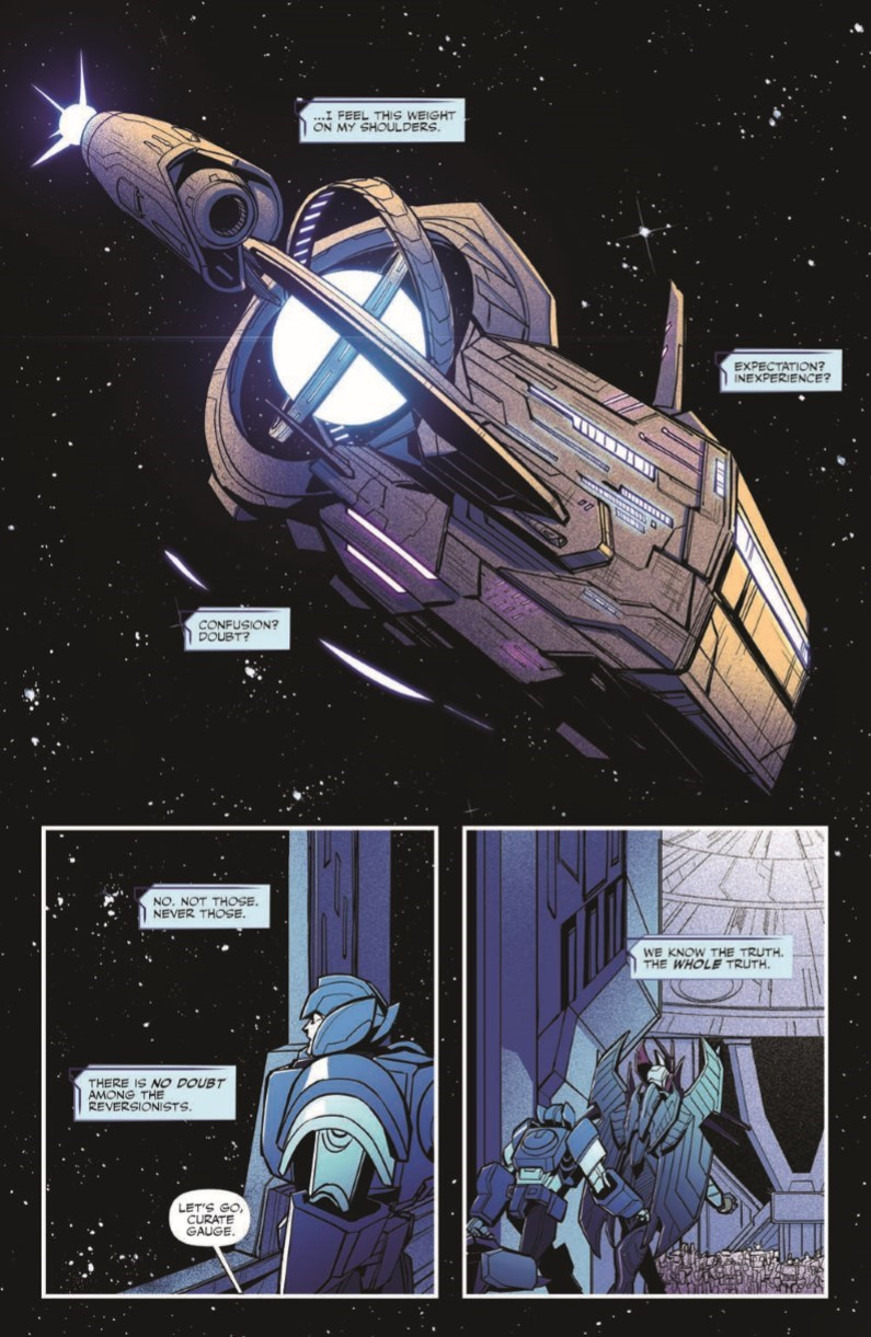 TF_Galaxies_07_pr-5 ComicList Previews: TRANSFORMERS GALAXIES #7