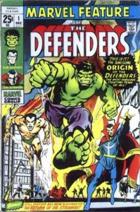 The-Defenders-199x300 7.23 Hottest Comics Biggest Movers Update