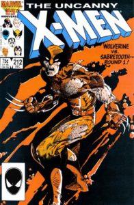Uncanny-X-Men-212-196x300 X-Keys Revisited: Sabretooth