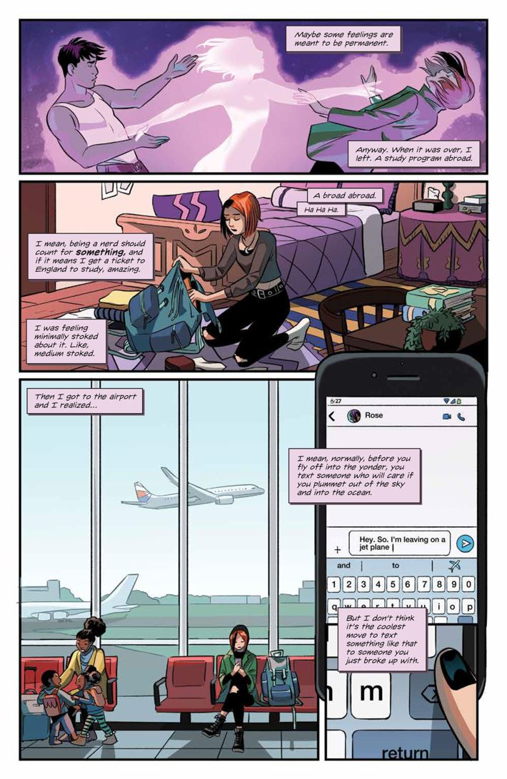 Willow_001_PRESS_5 ComicList Previews: BUFFY THE VAMPIRE SLAYER WILLOW #1