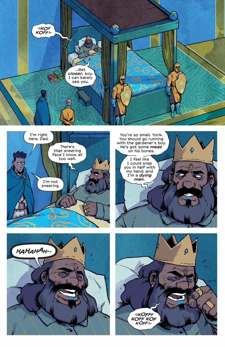 Wynd_002_PRESS_3 ComicList Previews: WYND #2