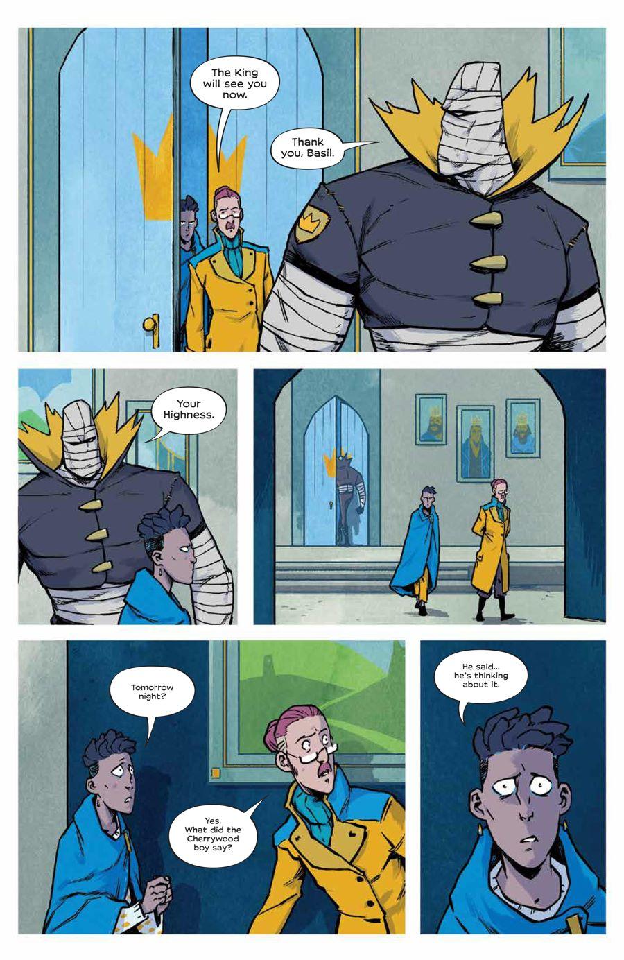 Wynd_002_PRESS_6 ComicList Previews: WYND #2
