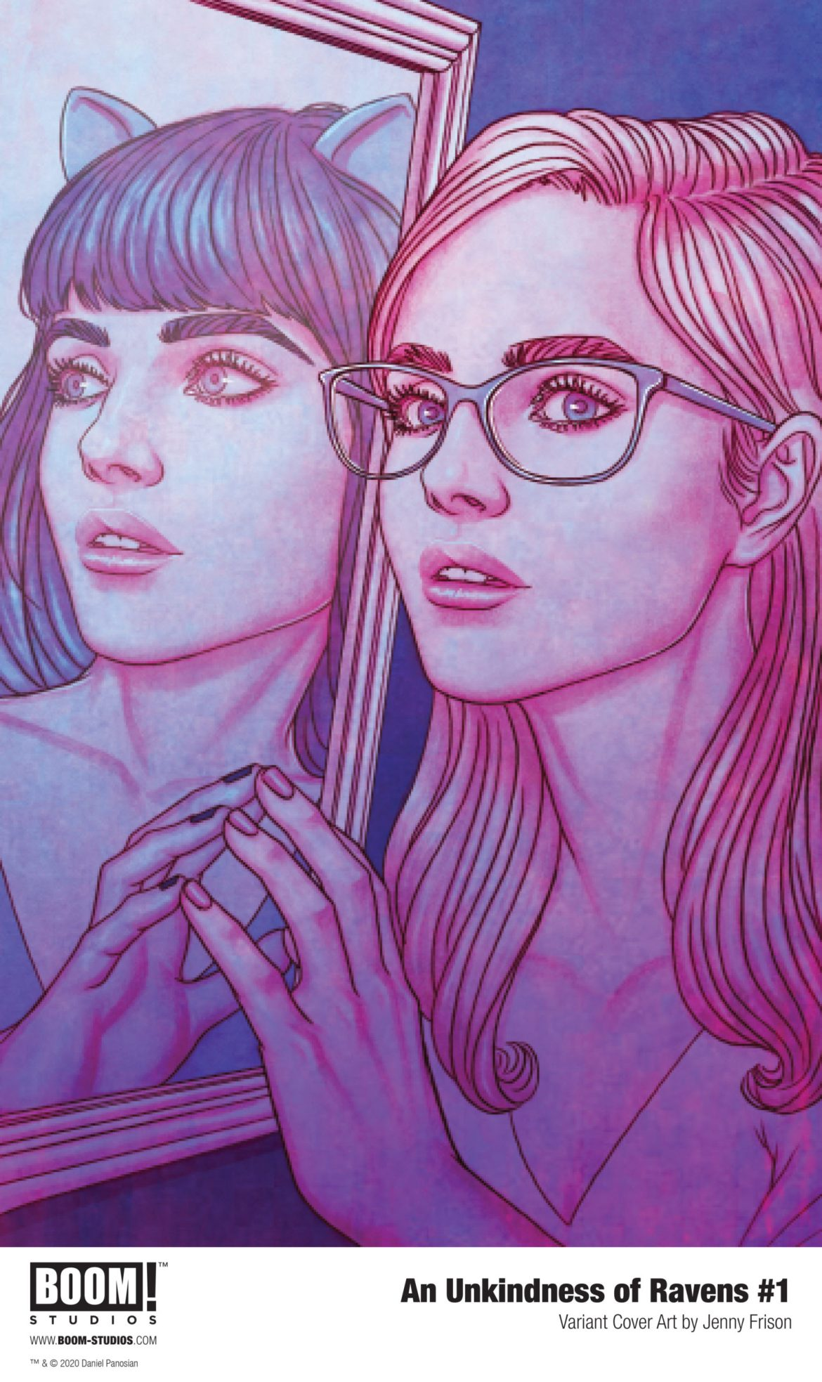 f9ae8f95-841e-4943-82a9-f0e4f3b6ad36-scaled BOOM! Studios signs Jenny Frison to a variant cover deal
