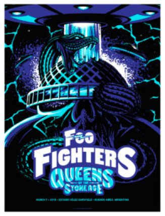 foo-fighters-4-Mariano-Arcamone-Foo-Fighters-QOTSA-Buenos-Aires-Poster-2018-229x300 Fighting to figure out which Foo Fighters poster to collect