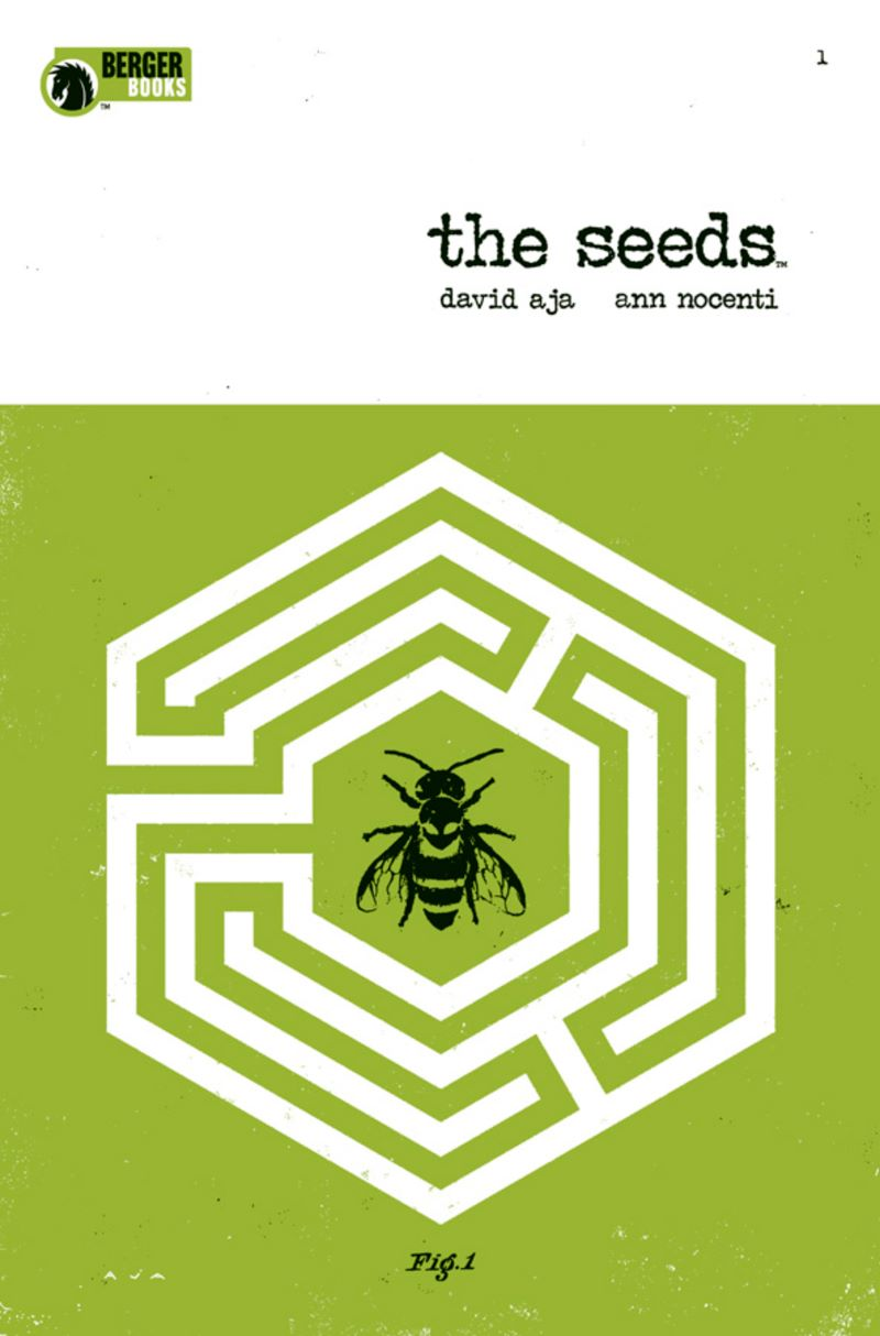 seedscov Dark Horse Comics' THE SEEDS will end in December