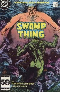 swampy-38-197x300 The Quintuple Key Book: Crisis on Infinite Earths #4