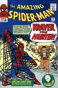 ASM-15-198x300 Comics' Great Key Issue Runs: Amazing Spider-Man #11-15