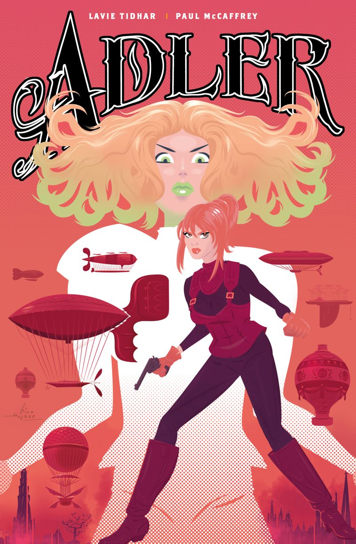 Adler3A ComicList: Titan Comics New Releases for 08/19/2020