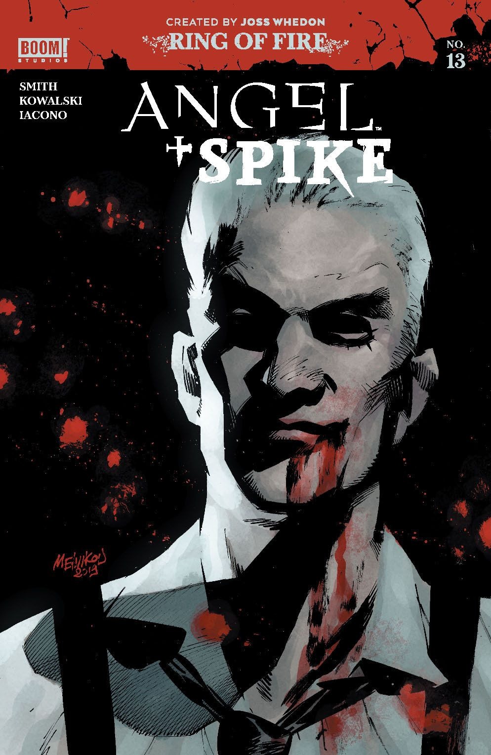Angel_013_Cover_CharacterSpotlight ComicList: BOOM! Studios New Releases for 08/26/2020