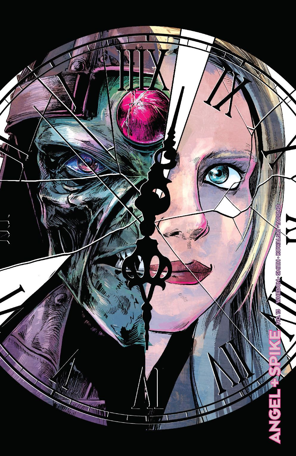 Angel_013_Cover_EpisodeVariant ComicList: BOOM! Studios New Releases for 08/26/2020