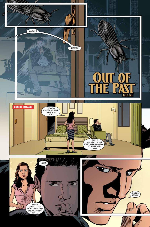 Angel_Season11_HC_PRESS_11 ComicList Previews: ANGEL SEASON 11 LIBRARY EDITION HC