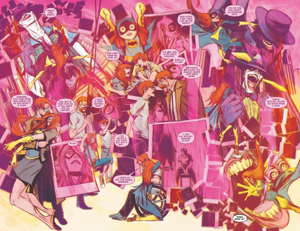 BG-48-2-3 ComicList Previews: BATGIRL #48
