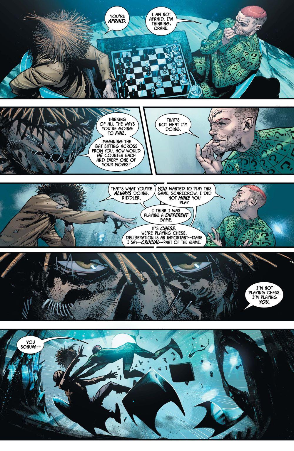 BM-98-1 ComicList Previews: BATMAN #98