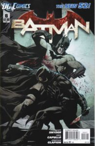 Batman-6-2011-variant-195x300 Collecting the Court of Owls