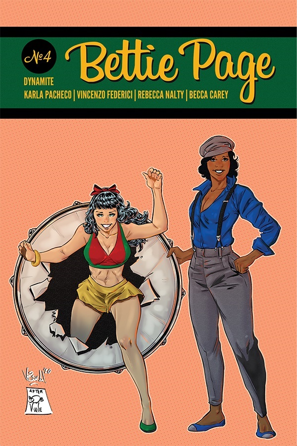 BettiePage2020-04-04061-Incen7-FedericiHomage Dynamite Entertainment to honor Batman with October variant covers