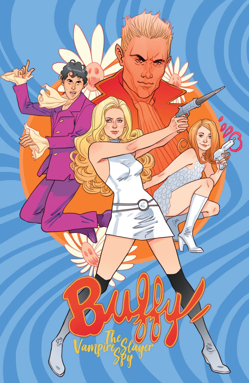 Buffy_017_Cover_Multiverse ComicList: BOOM! Studios New Releases for 09/02/2020