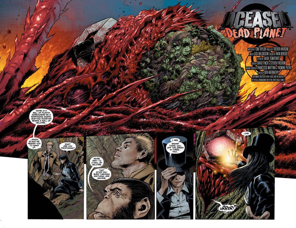 DCEASEDDP-3-2-3 ComicList Previews: DCEASED DEAD PLANET #3