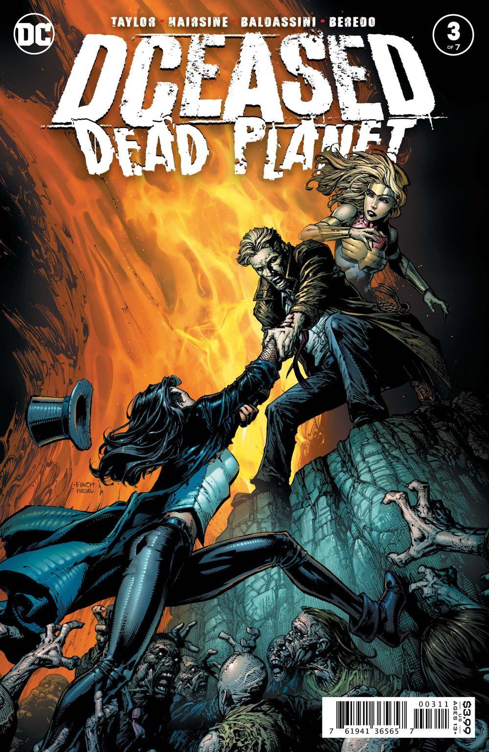 DCeased-DeadPlanet-Cv3 ComicList Previews: DCEASED DEAD PLANET #3