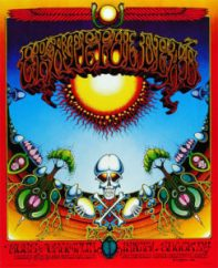 Dead_AOXO-1-244x300 The Posters of the Grateful Dead