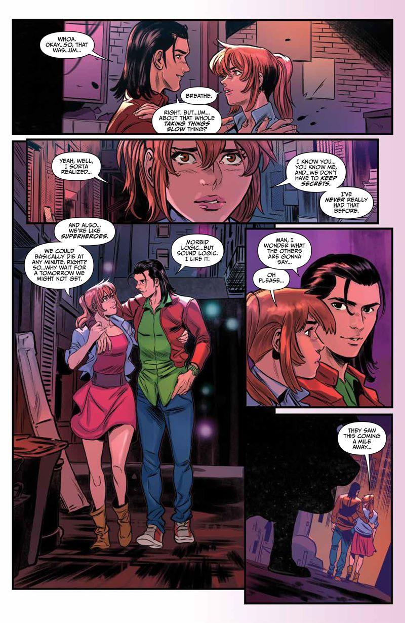 GoGoPowerRangers_v7_SC_PRESS_11 ComicList Previews: SABAN'S GO GO POWER RANGERS VOLUME 7 TP