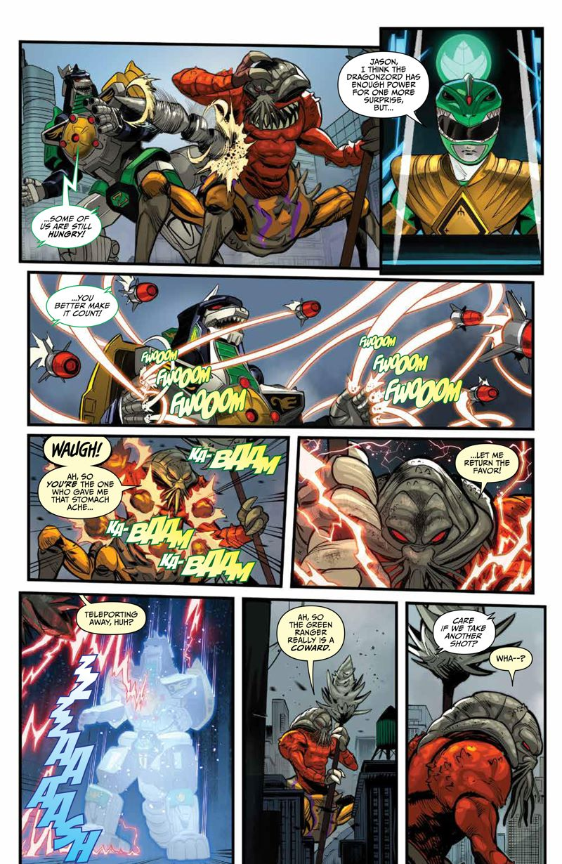 GoGoPowerRangers_v7_SC_PRESS_14 ComicList Previews: SABAN'S GO GO POWER RANGERS VOLUME 7 TP