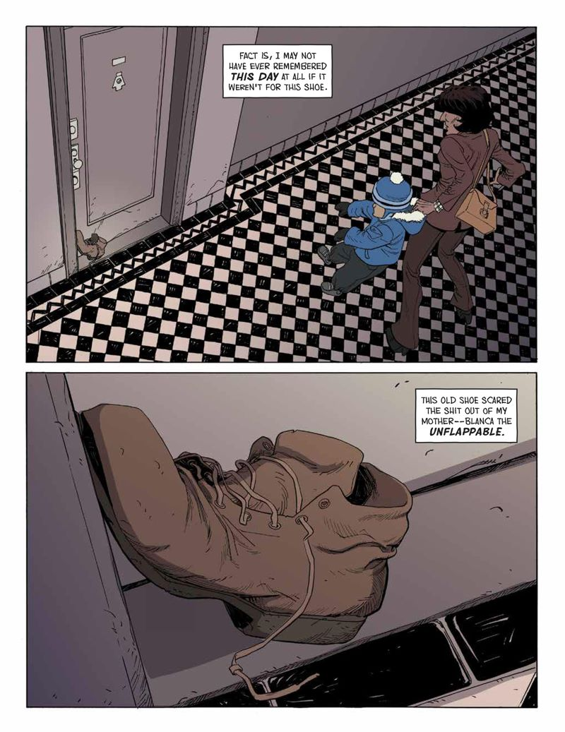 HappinessWillFollow_HC_PRESS_13 ComicList Previews: HAPPINESS WILL FOLLOW HC