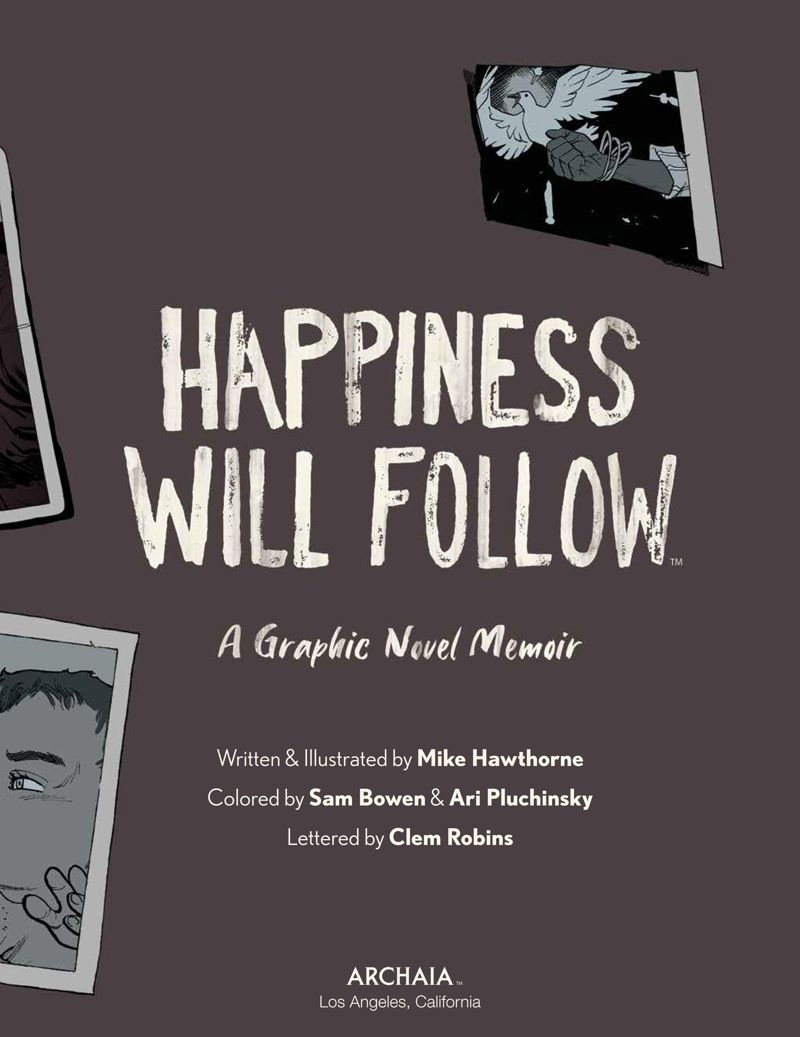 HappinessWillFollow_HC_PRESS_7 ComicList Previews: HAPPINESS WILL FOLLOW HC