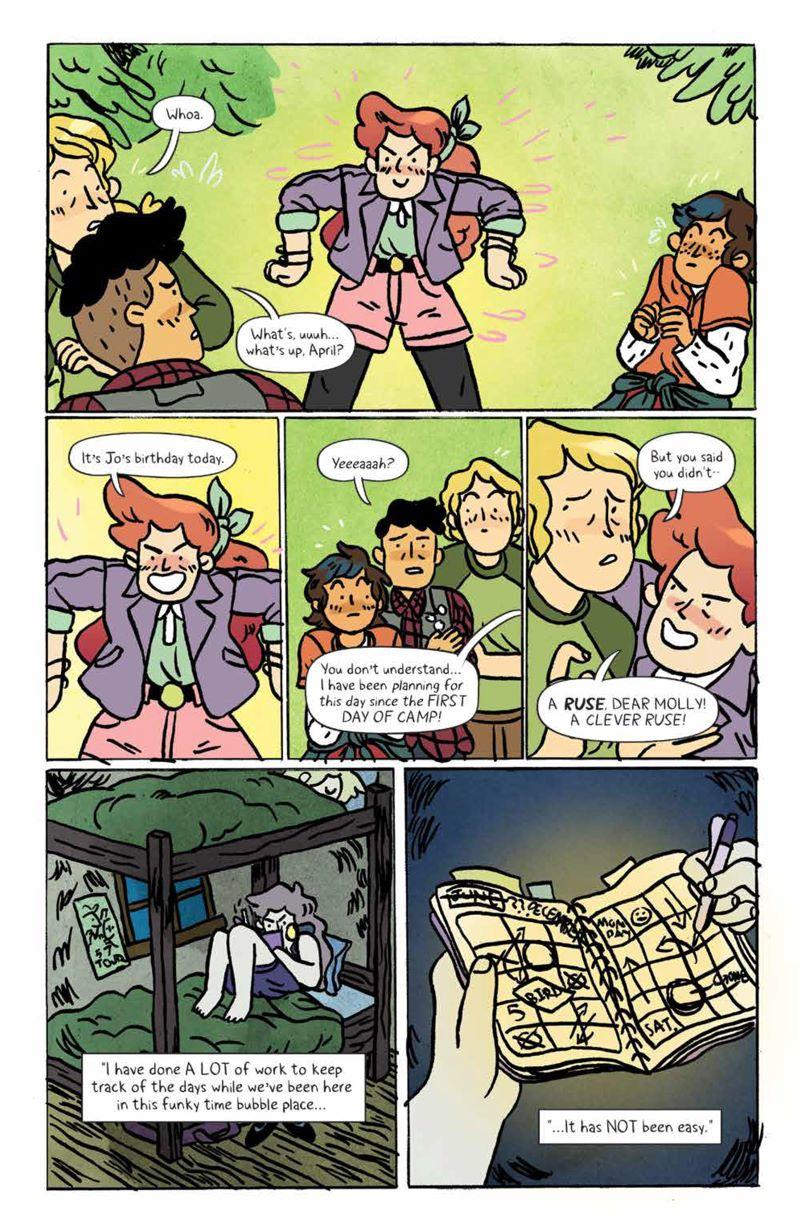 Lumberjanes_v15_SC_PRESS_14 ComicList Previews: LUMBERJANES VOLUME 15 TP