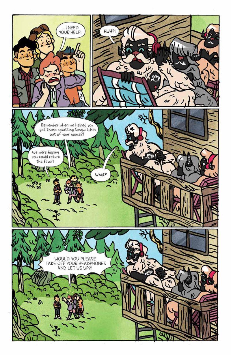 Lumberjanes_v15_SC_PRESS_19 ComicList Previews: LUMBERJANES VOLUME 15 TP
