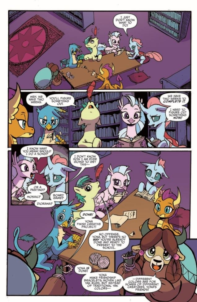 MLP_TPBv19-pr-6 ComicList Previews: MY LITTLE PONY FRIENDSHIP IS MAGIC VOLUME 19 TP