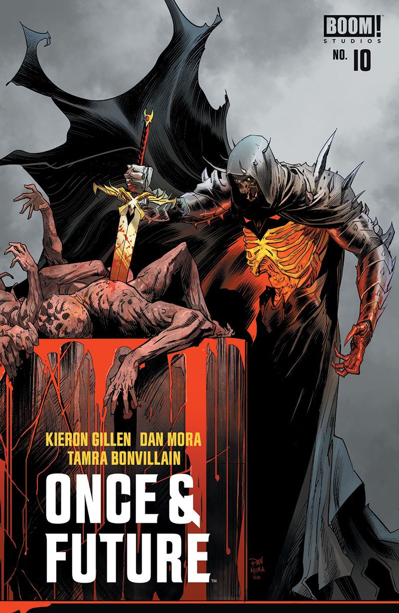 OnceFuture_010_Cover ComicList: BOOM! Studios New Releases for 08/19/2020