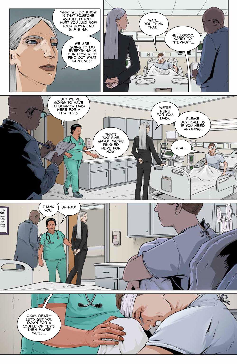 RedMother_v1_SC_PRESS_18 ComicList Previews: RED MOTHER VOLUME 1 TP