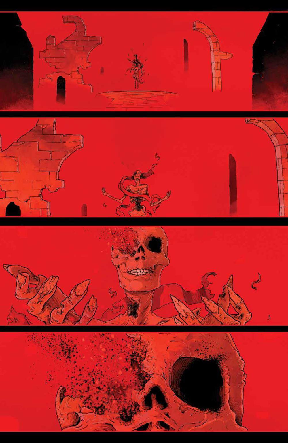 RedMother_v1_SC_PRESS_9 ComicList Previews: RED MOTHER VOLUME 1 TP