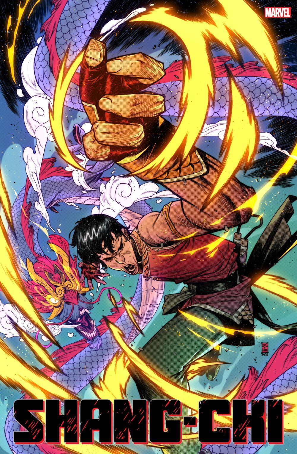 SHANGCHI2020001_Jacinto_var Marvel releases a shocking Kim Jacinto SHANG-CHI #1 variant cover