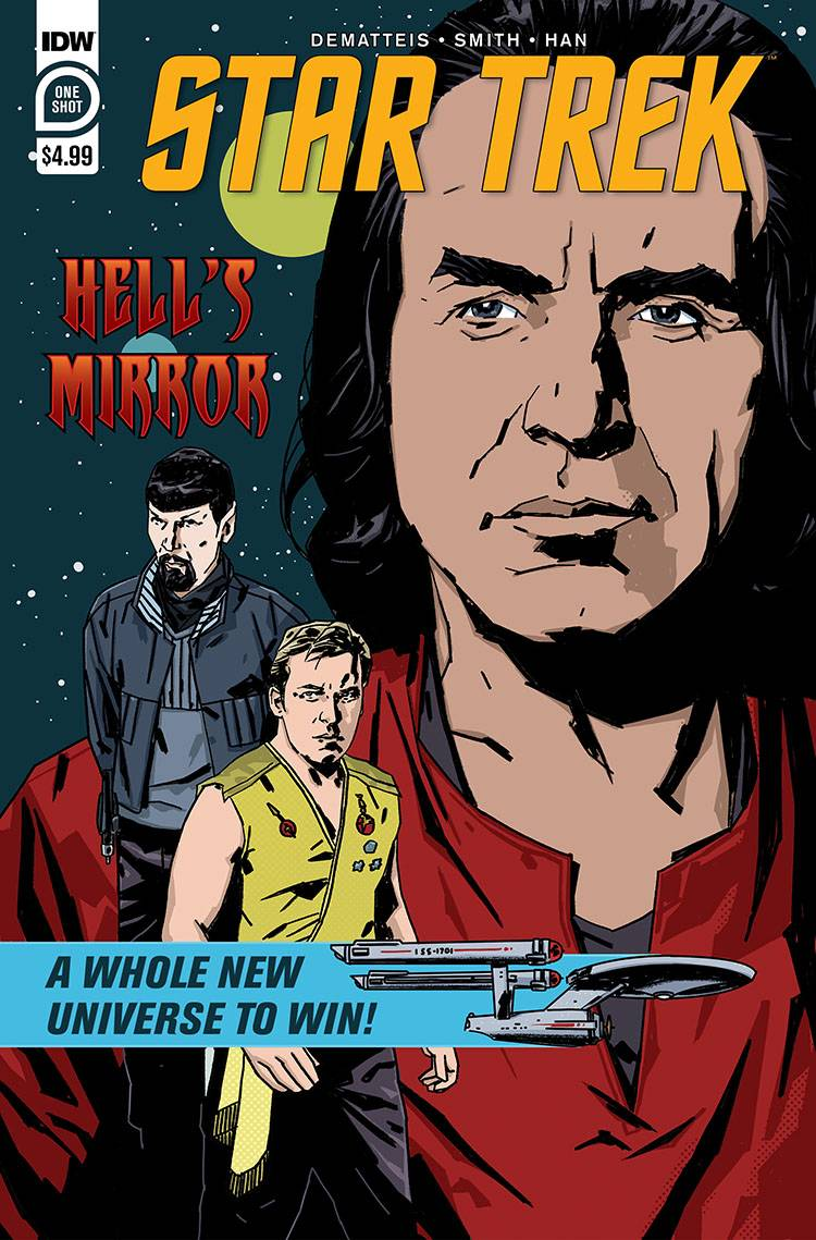 STL149223 ComicList: IDW Publishing New Releases for 09/02/2020