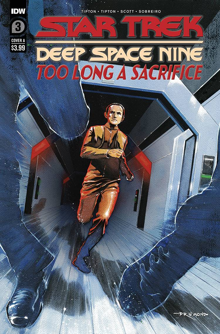 STL154382 ComicList: IDW Publishing New Releases for 08/19/2020