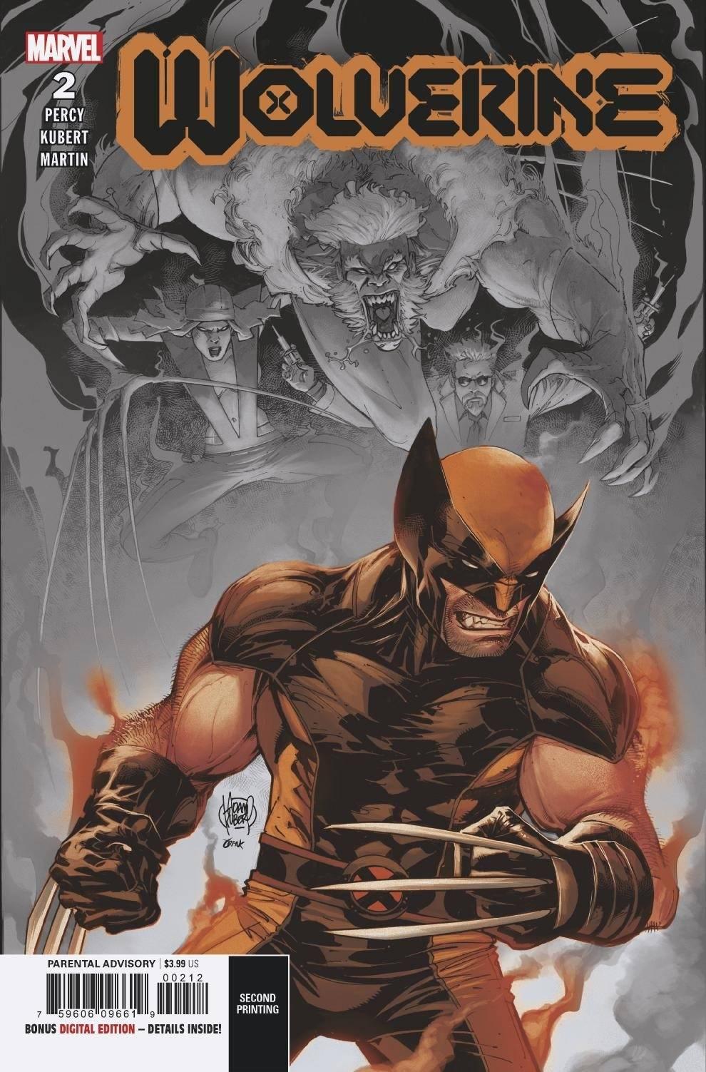 STL168164 ComicList: Marvel Comics New Releases for 09/02/2020
