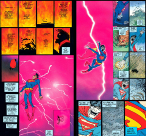 Superman-frank-miller-300x279 What Is Going On With Action Comics 689?