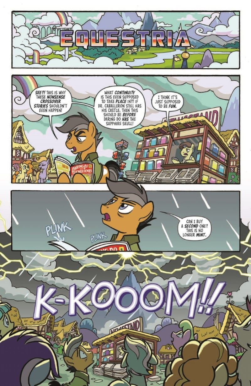 TFMLP01-pr-3 ComicList Previews: MY LITTLE PONY TRANSFORMERS #1