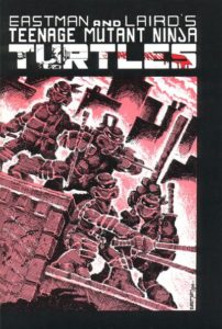 TNMT-202x300 The Last Ronin: Turtle Time