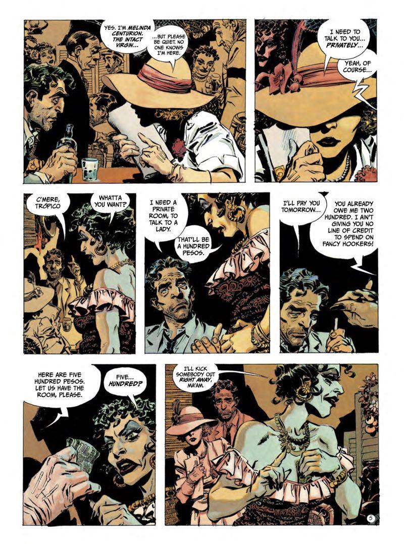 TheBigHoax_1 ComicList Previews: THE BIG HOAX HC