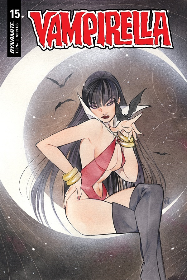 VampiV5-2019-15-15021-B-Momoko Christopher Priest authors a very special VAMPIRELLA tale this October
