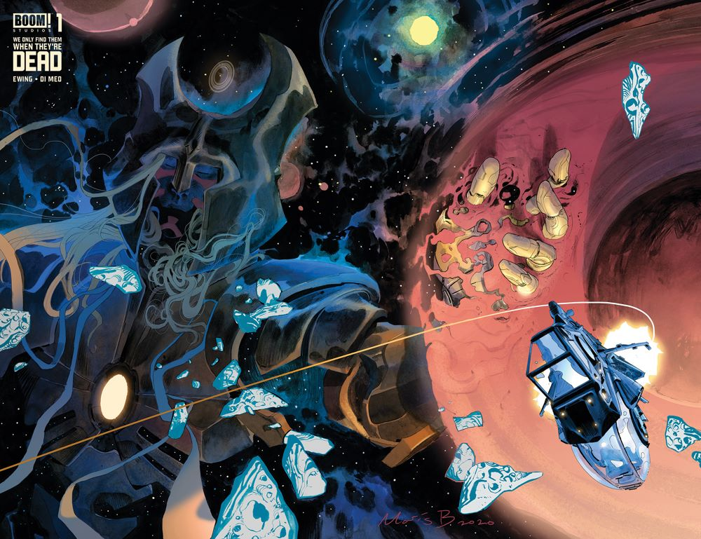 WeOnlyFindThem_001_Cover_Wraparound ComicList: BOOM! Studios New Releases for 09/02/2020