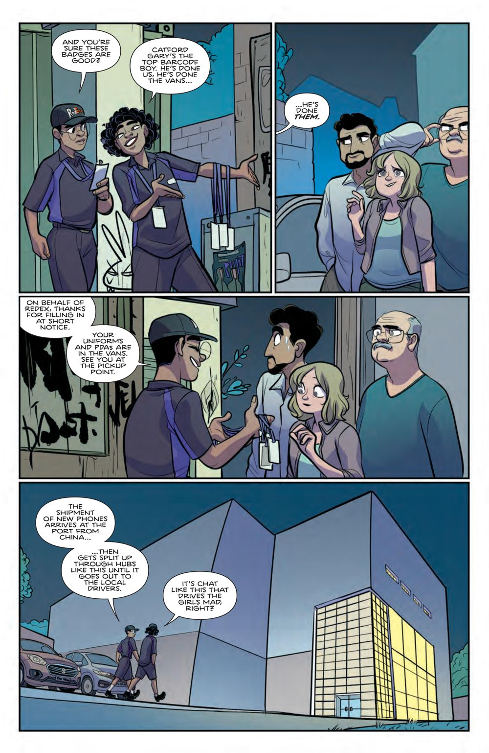 WickedThings_004_PRESS_5 ComicList Previews: WICKED THINGS #4