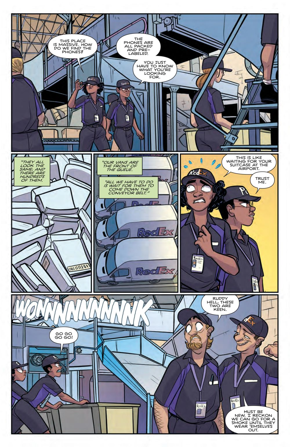WickedThings_004_PRESS_6 ComicList Previews: WICKED THINGS #4