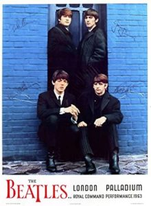 beatles-220x300 Musical Genres in Concert Posters